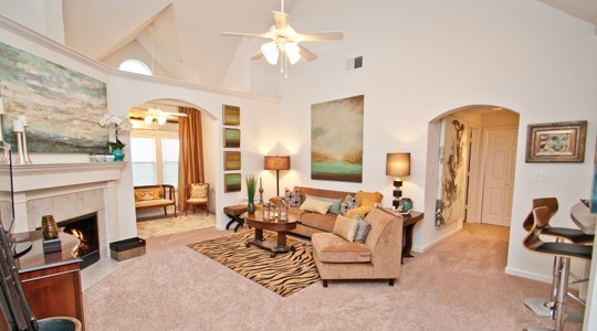 Palmetto Creek Living Room