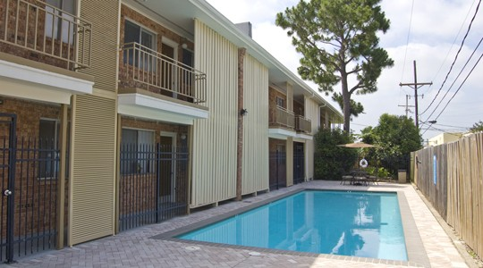 Northbridge apartments in metairie la 1 2 bedroom apartments for rent 1st lake properties for One bedroom apartments metairie